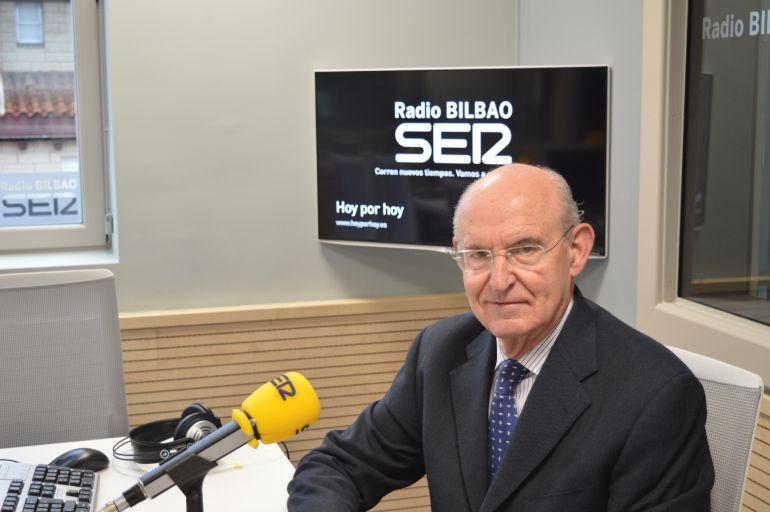 Pedro Luis Uriarte en Cadena Ser