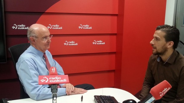 Pedro Luis Uriarte en Radio Euskadi