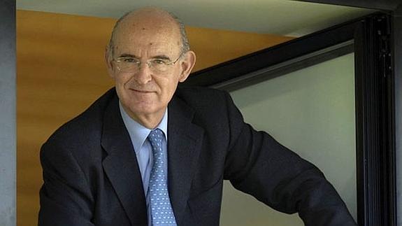 Pedro Luis Uriarte, exconsejero de Economía y Hacienda del Gobierno vasco. / IGNACIO PÉREZ