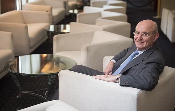 Pedro Luis Uriarte. Argazkia: MONIKA DEL VALLE / ARGAZKI PRESS
