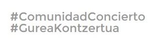 Comunidad Concierto-Gurea Kontzertua