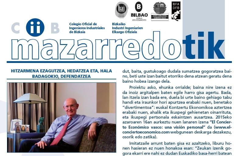 Artículo de Pedro Luis Uriarte en Mazarredotik nº41